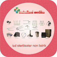 cv. maharani medika iud sterilisator non listrik produk dan bkkbn 2013