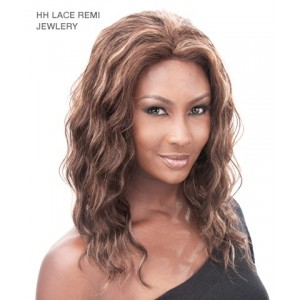 It's A Wig – Remi Human Hair Lace Front - Jewelry