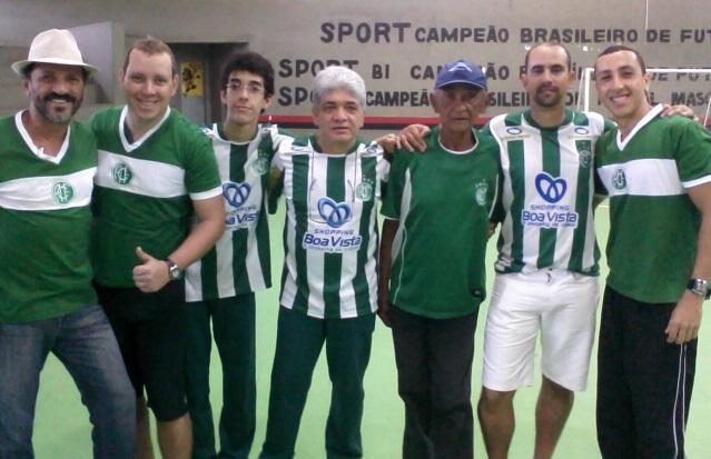 A nova força do futebol de mesa pernambucano