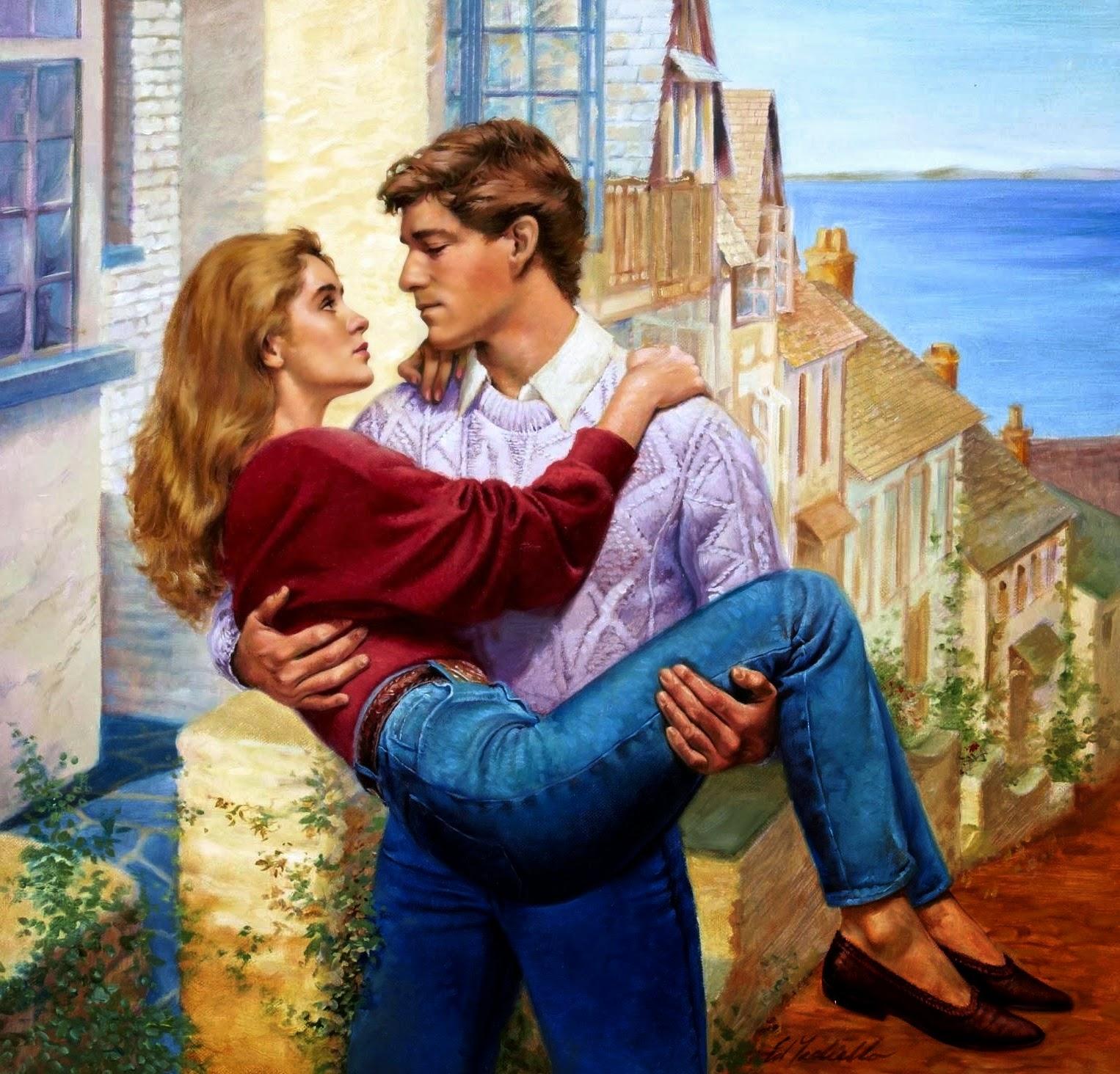 Firt time kiss lover