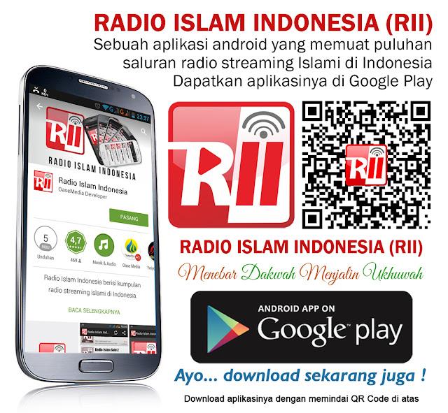 radio islam indonesia RII