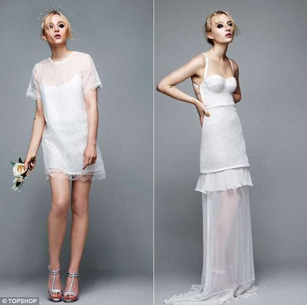 Passion Interest For H&M Bridal Collection   bridal wedding fashion