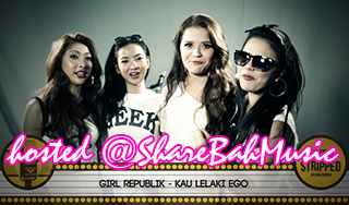 Girl Republik - Kau Lelaki Ego (feat Awi Rafael & Alyph Sleeq) MP3
