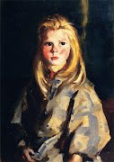 1928 Young Blonde Girl, Corrymore Lass (Bridget Lavelle) oil on canvas 71.1 . (young blonde girl corrymore lass bridget lavelle oil on canvas )