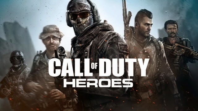تحميل لعبة HERO Call Of Duty مجاناً لأجهزة أيفون, أيباد,