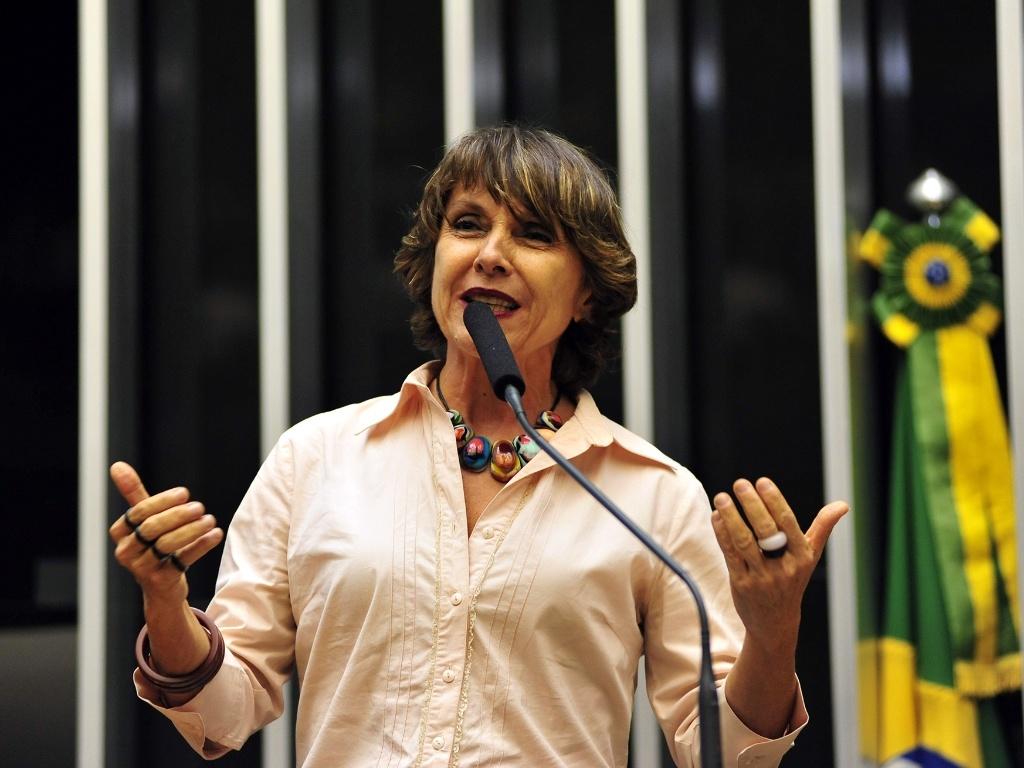 """""""Já obtivemos mais do que o dobro do necessário"""", disse Érika Kokay à Agência Brasil."""
