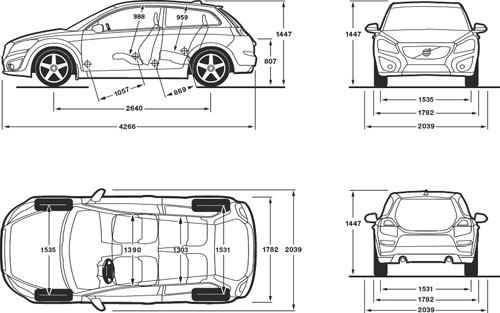 2012 volvo c30 review cars gallery. Black Bedroom Furniture Sets. Home Design Ideas