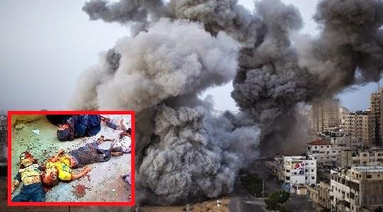 VIDEO KITA LENA TIDUR DAN MENONTON PIALA DUNIA TAPI INI YANG TERJADI DI GAZA