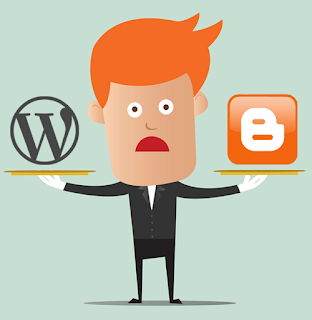 Free Blogspot vs Free Wordpress For Business Official Website