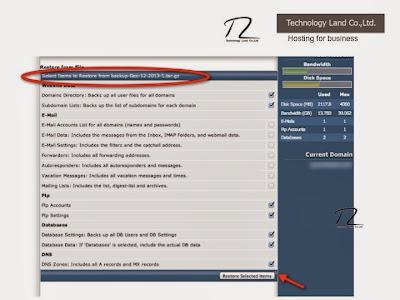 เช่น ข้อมูลในเว็บ ค่า DNS ที่เราเคยตั้งเป็นต้น