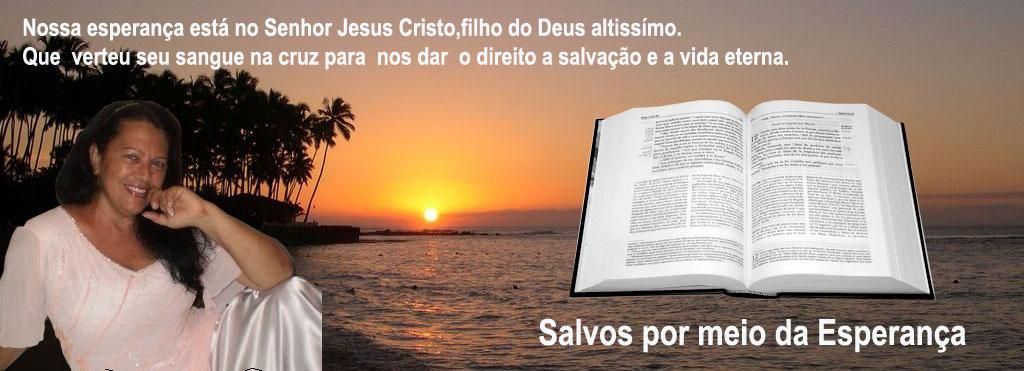 Salvos por meio da Esperança