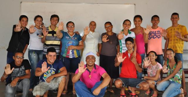 Lideranças da JM e IAM da Diocese de Porto Nacional planejam ERJAM 2016