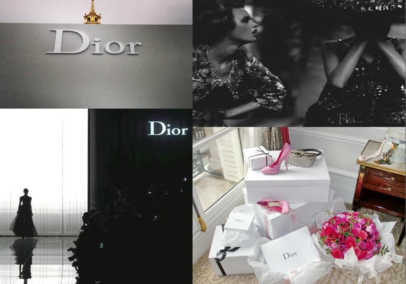 Legados de Dior