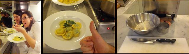 fresh pasta cooking class italian food