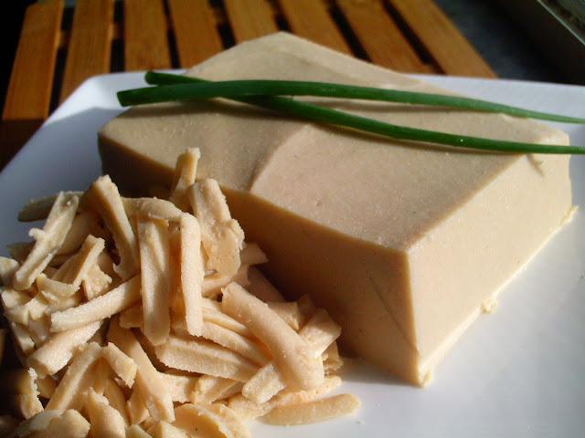 Queijo de Castanha-de-Caju (vegana)