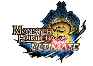 Monster Hunter 3 Ultimate logo Monster Hunter 3 Ultimate   Off TV Play & Multi Region Online Confirmed