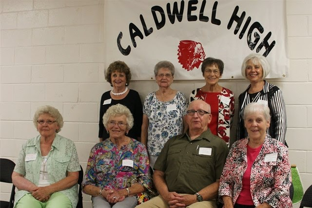 60 Year Class - 1954 in 2014 Reunion