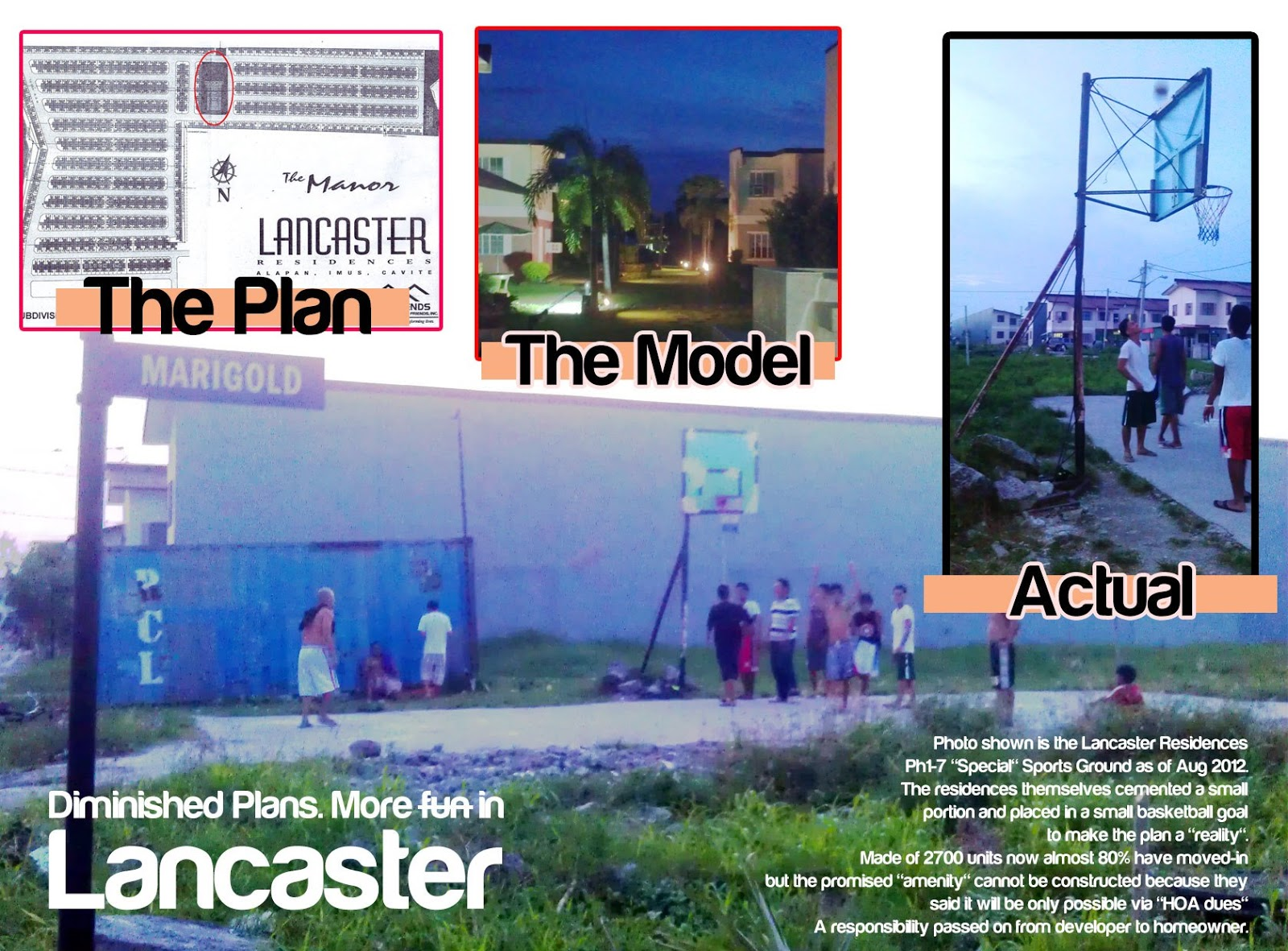Lancaster residences imus homeowners how to prevent being scammed lancaster estates dimished plans malvernweather Choice Image