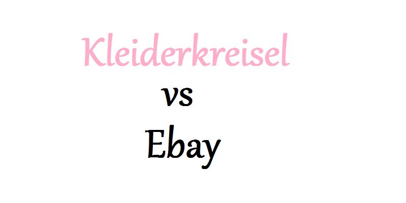 Kleidung verkaufen ebay oder kleiderkreisel