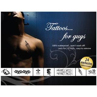 Body Art Tattoos for Guys
