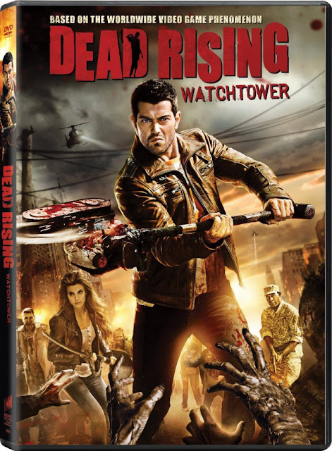 Check out the Dead Rising: Watchtower Home Video Trailer #zombies #horror