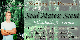 {Character Interview+ Excerpt} Soul Mates: Scents by Elizabeth A. Lance