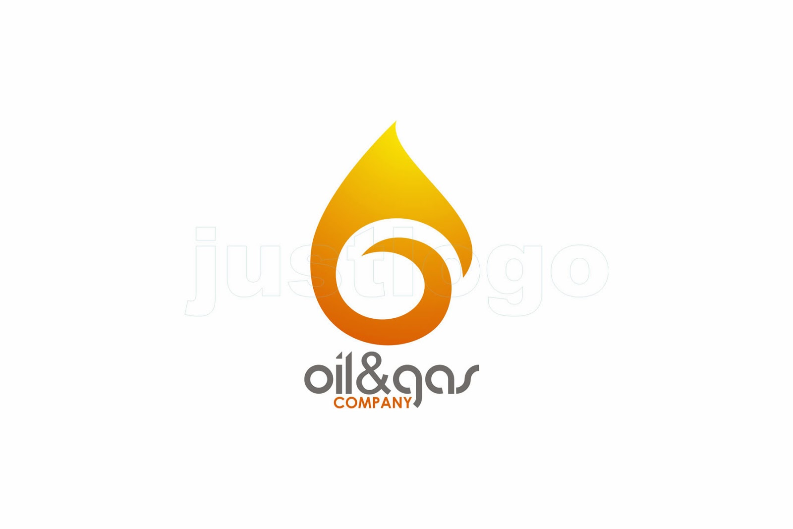 Logo For Oil And Gas Company