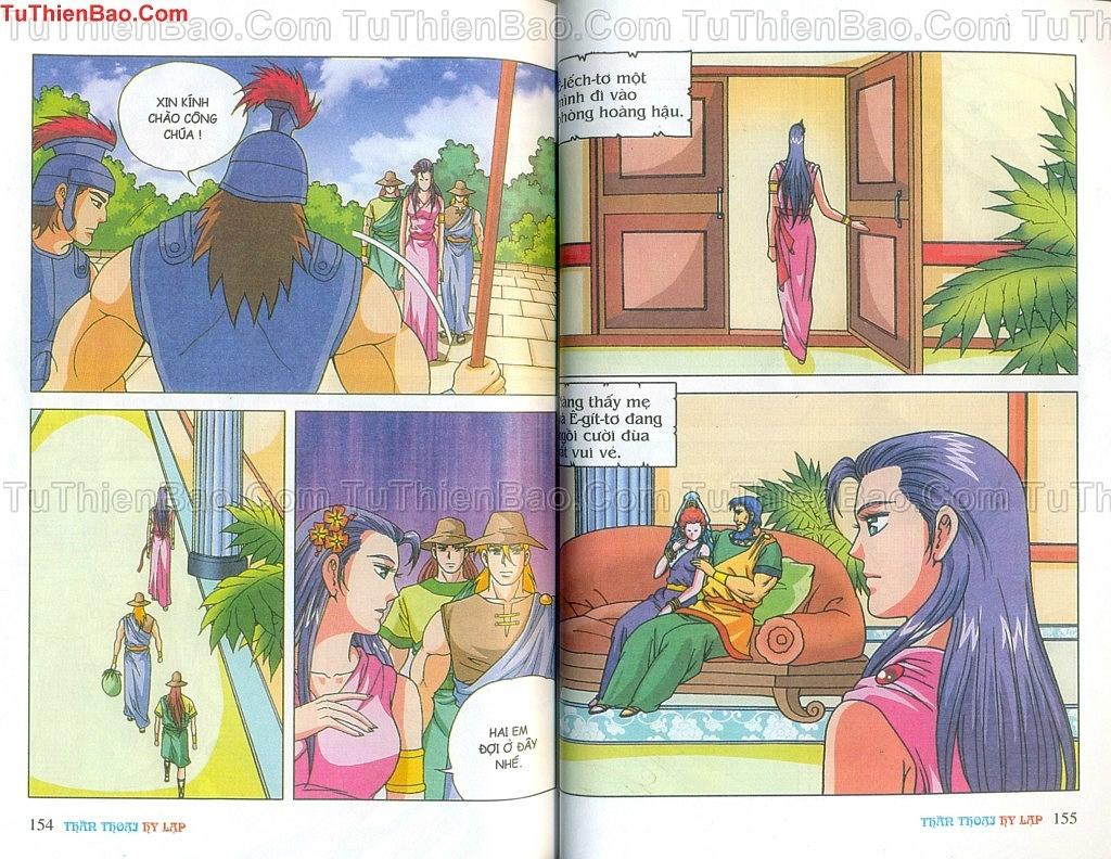 Thần thoại Hy Lạp Chapter 14 - Trang 76