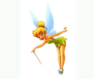 Walt Disney Fairy Tinkerbell Wallpaper