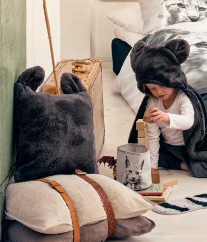 H&M kids room collection