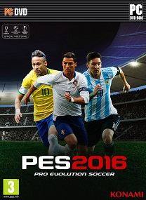 Download Pro Evolution Soccer 2016 Full Version for PC Free