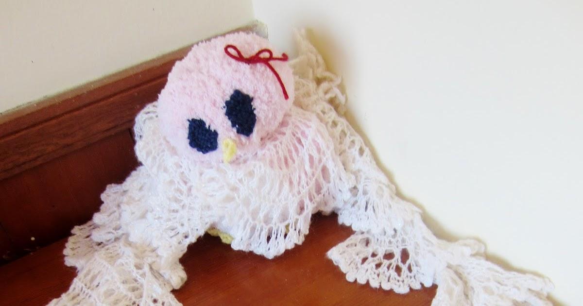 Knitting Terminology Yo : Violet s silver lining free knitting pattern ruffle lace