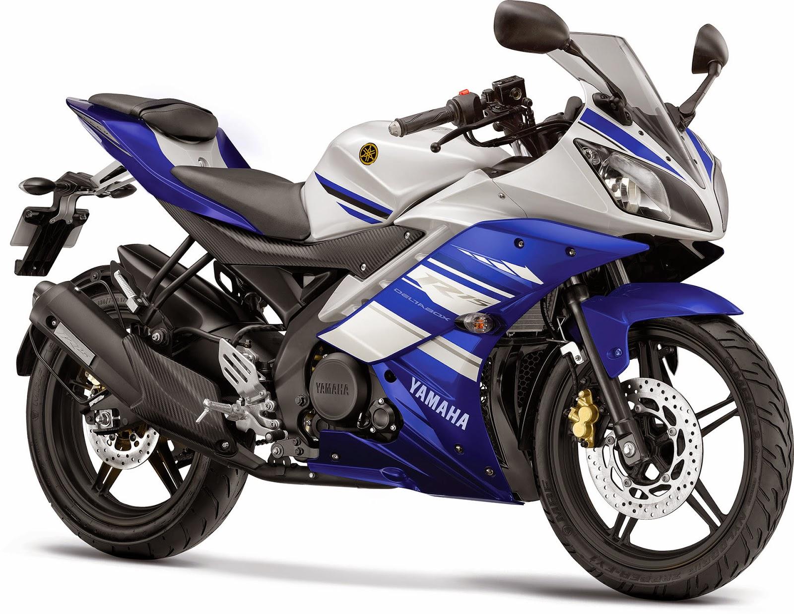 Yamaha YZF R15 Version 3.0 2014 Trắng Xanh