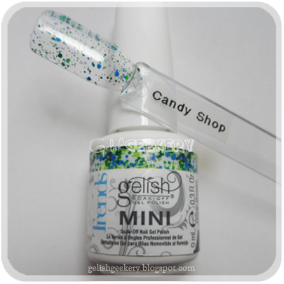 Gelish Trends Swatch: Candy Shop