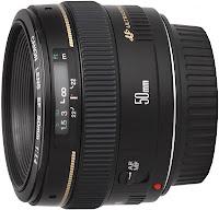 lensa DSLR 50mm f/1.4