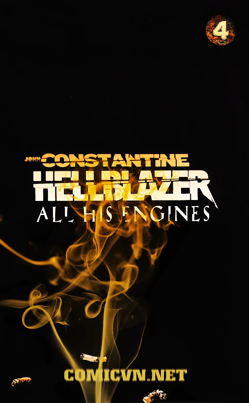 Constantine - All his engines chap 4 - Trang 1