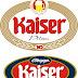 Logo da cerveja kaiser