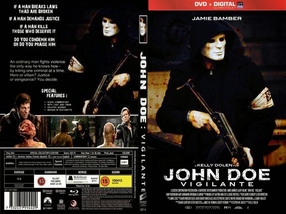 John Doe Vigilante (2014)