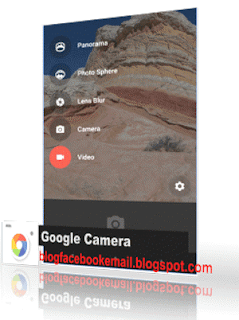 aplikasi kamera android  Google camera