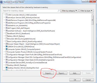 AutoCAD & AutoDesk serial number reporting using SCCM 2012 3