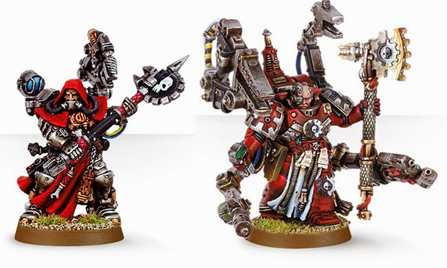 figurine warhammer 40 000