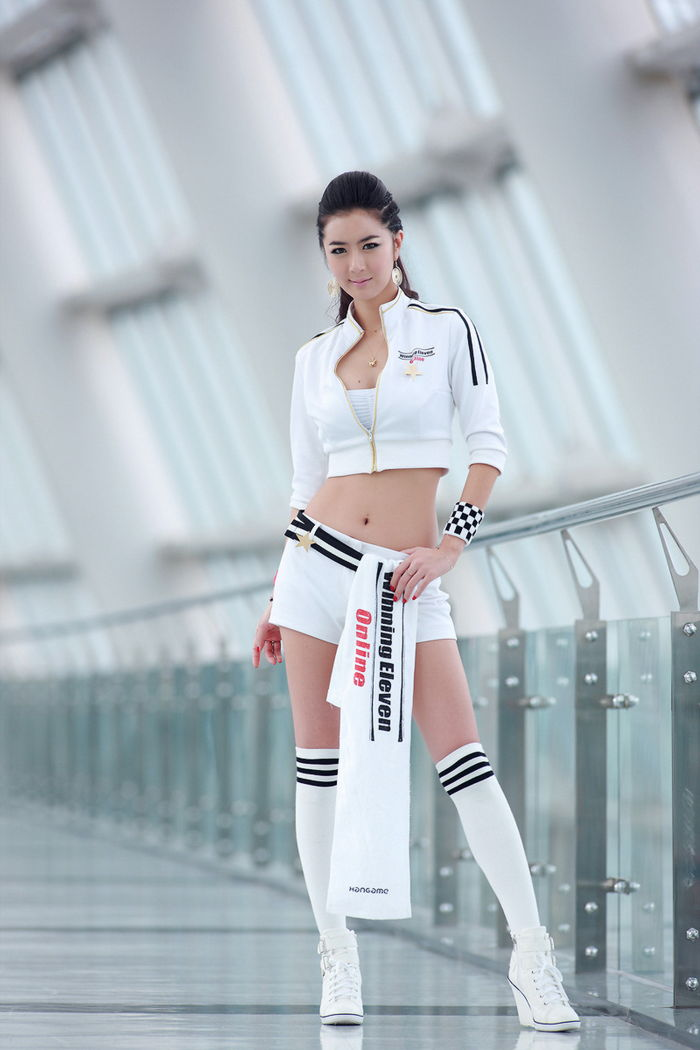 jung joo mi sexy gstar 2011 cosplay