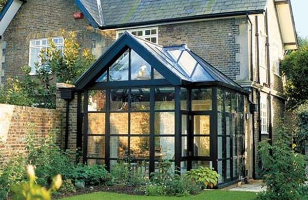 Wonderwall let 39 s have some coffee in the conservatory for House plans with conservatory