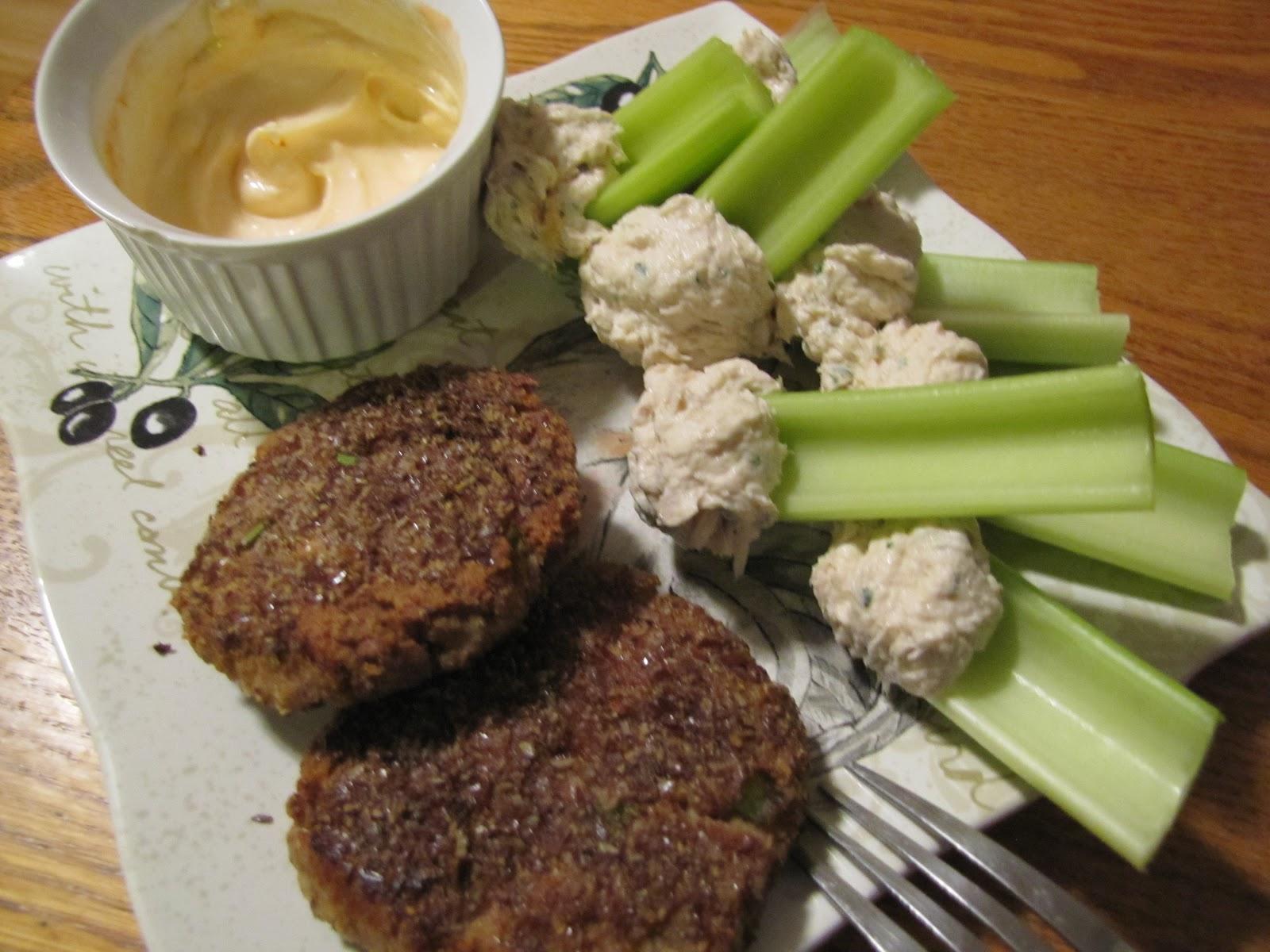 Smoked Tuna Dip, Tuna Cakes & A Product REVIEW! ~ Faithfulness Farm