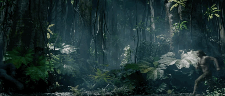 Photos Of The Legend of Tarzan (2016) Full Movie Free Download And ...