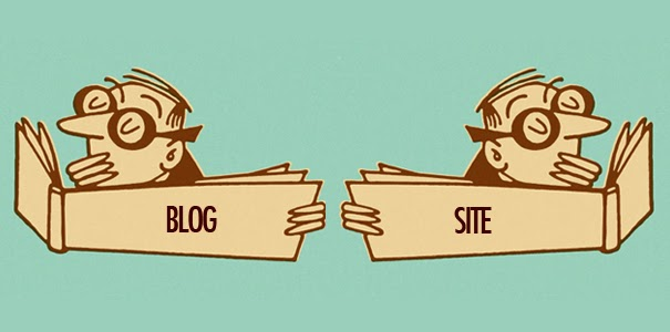 Você sabe qual a diferença entre Blog e Site?