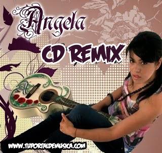 Angela Leiva - CD Remix (2010)