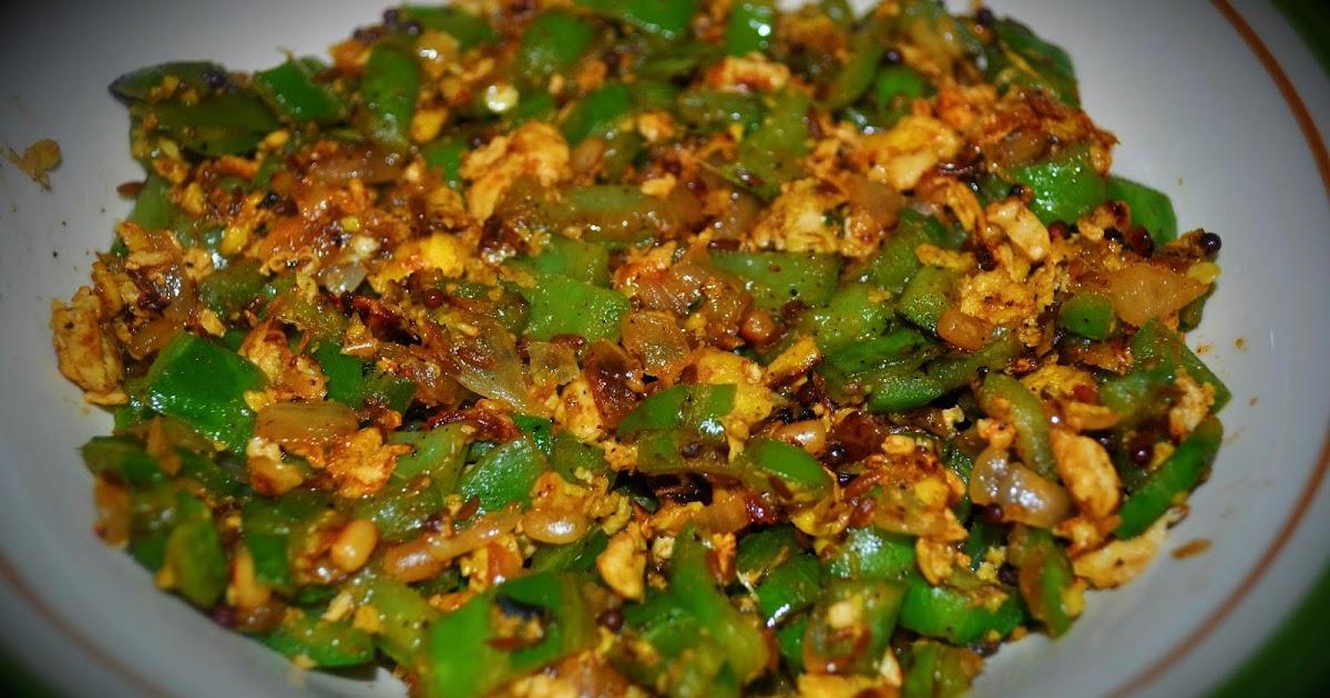 ... muttai poriyal / Ridge gourd egg stir fry | Bala's e-kitchen
