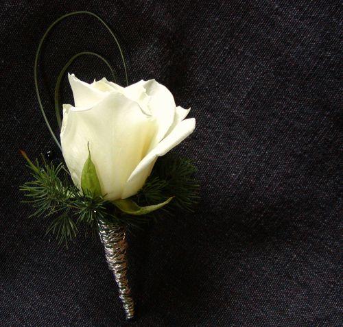 Beautifull Flowers 2011 Wedding Rose Boutonniere