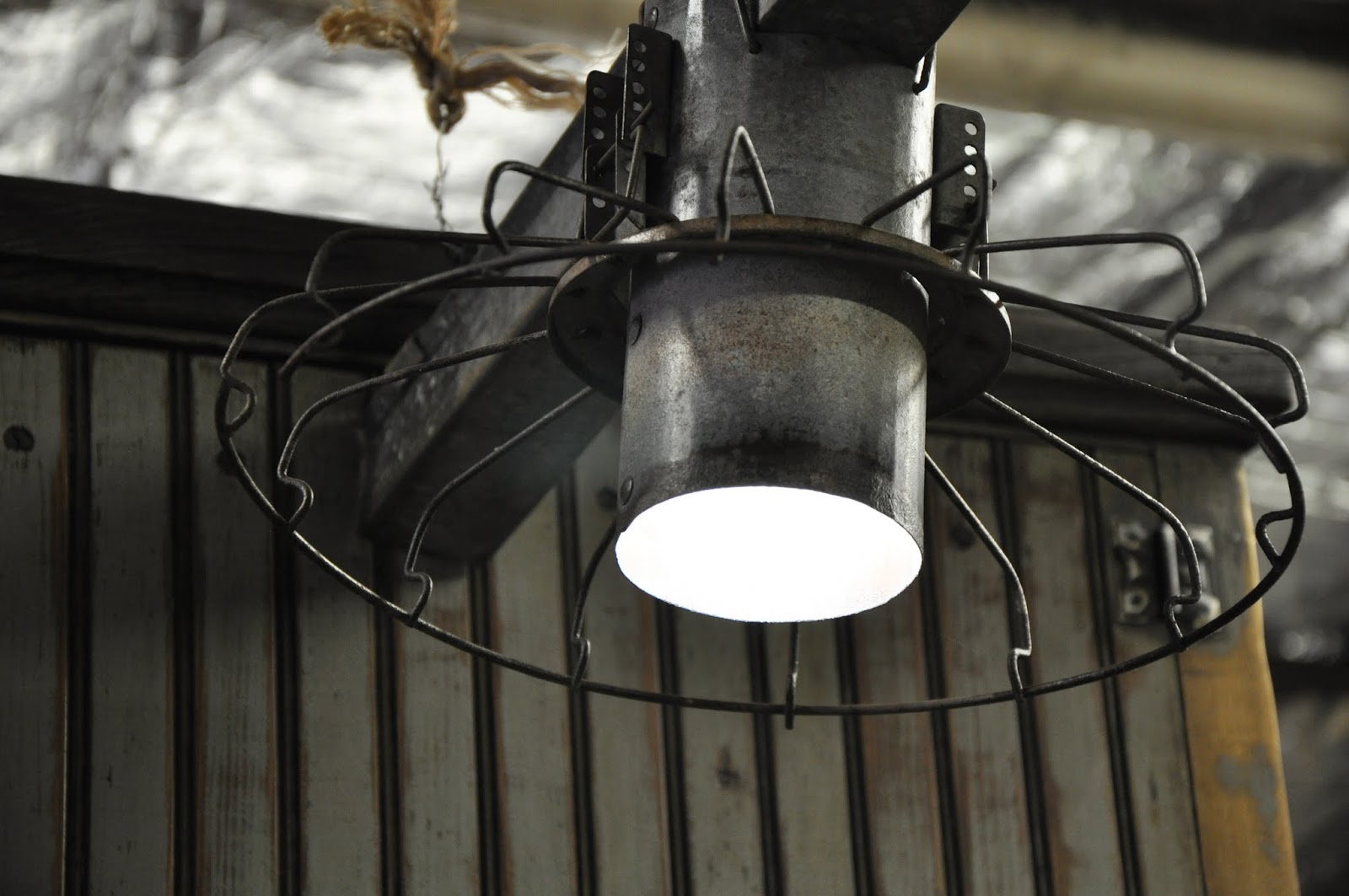 Oklahoma Barn Market: Chicken Coop Heater
